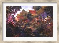 Annapolis Garden Fine Art Print