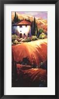 Golden Tuscany Fine Art Print