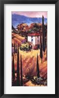 Hills of Tuscany Fine Art Print