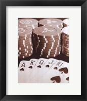 Poker Fine Art Print