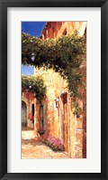 Secret Alley Fine Art Print