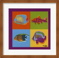 Happy Fishes Fine Art Print