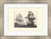Antique Ships III Fine Art Print