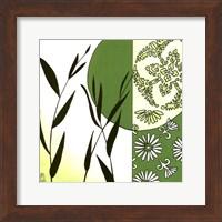 Kimono Garden IV Fine Art Print