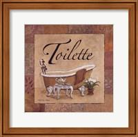 Spice Toilette Fine Art Print