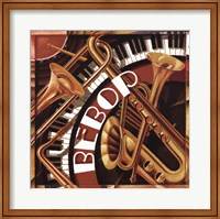 Bebop Fine Art Print