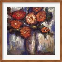 Orange Poppies II Fine Art Print