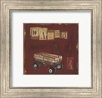 Wagon Fine Art Print