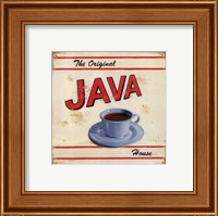The Original Java House Fine Art Print