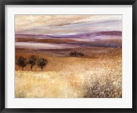 Heather Landscape I Fine Art Print