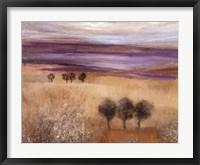 Heather Landscape II Fine Art Print