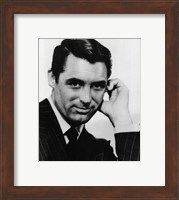 Cary Grant Black and White Fine Art Print