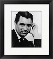 Cary Grant Black and White Fine Art Print