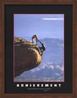 Motivational - Achievement Fine Art Print