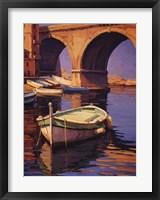 Reflejos de Marsella I Fine Art Print