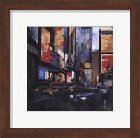 Times Square I Fine Art Print