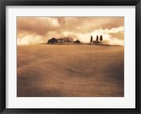 Farm House - Tuscany Fine Art Print