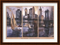 Sailing in the Afternoon Fine Art Print