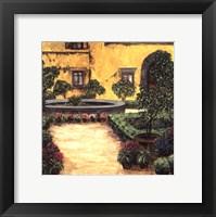 Jardin Toscana Fine Art Print