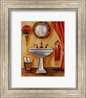 Tuscan Bath IV Fine Art Print