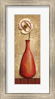 Asian Red III Fine Art Print