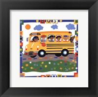 Bus Fine Art Print