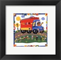 Truck Fine Art Print