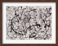 Number 14: Gray Fine Art Print