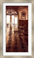 Grand Cafe Cappuccino II Fine Art Print