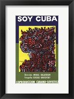 Soy Cuba Fine Art Print