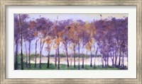 Grove and Lake Fine Art Print