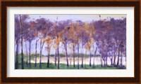 Grove and Lake Fine Art Print