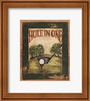 Hole in One Fine Art Print