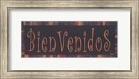 Bienvenidos Fine Art Print