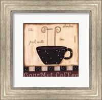 Gourmet Coffee Fine Art Print