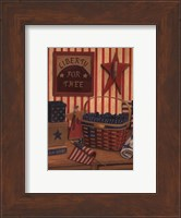 Liberty For Thee Fine Art Print