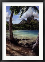 Backside Lagoon Fine Art Print