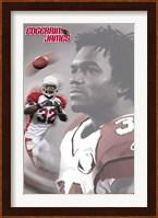 Arizona Cardinals- James Wall Poster