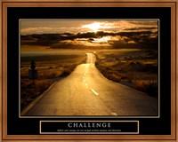 Challenge - Road Fine Art Print