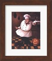 Halloween Chef II Fine Art Print