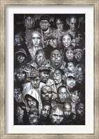 Hip Hop Wall Poster