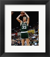Larry Bird Fine Art Print