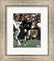 Randy White - Breaking through line Fine Art Print