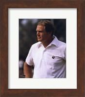 Chuck Noll - Coach Fine Art Print