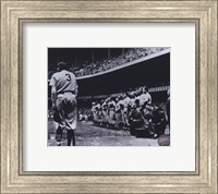 Babe Ruth - Farewell Fine Art Print