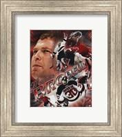 Martin Brodeur - Portrait Plus 2004 Fine Art Print