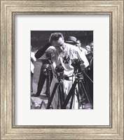 Lou Gehrig - Farewell #2 (Vertical) Fine Art Print
