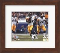 Super Bowl XL - Willie Parker / Action #6 Fine Art Print