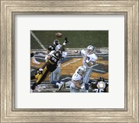 Troy Aikman - Horizontal Action Fine Art Print