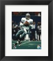 Troy Aikman - Dallas Cowboys Fine Art Print